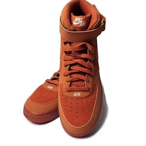 Nike Air Force 1 Mid '07 Basketball Shoes 10.5